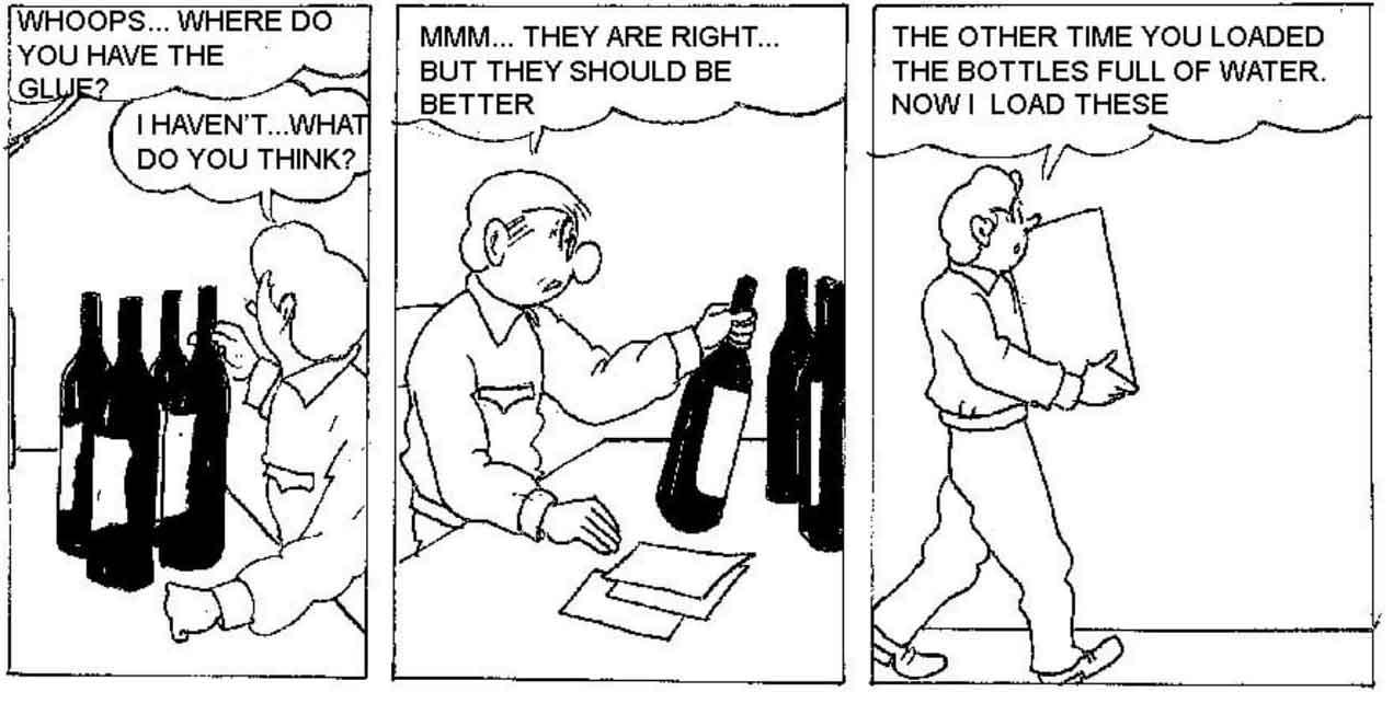 Wine looters 92