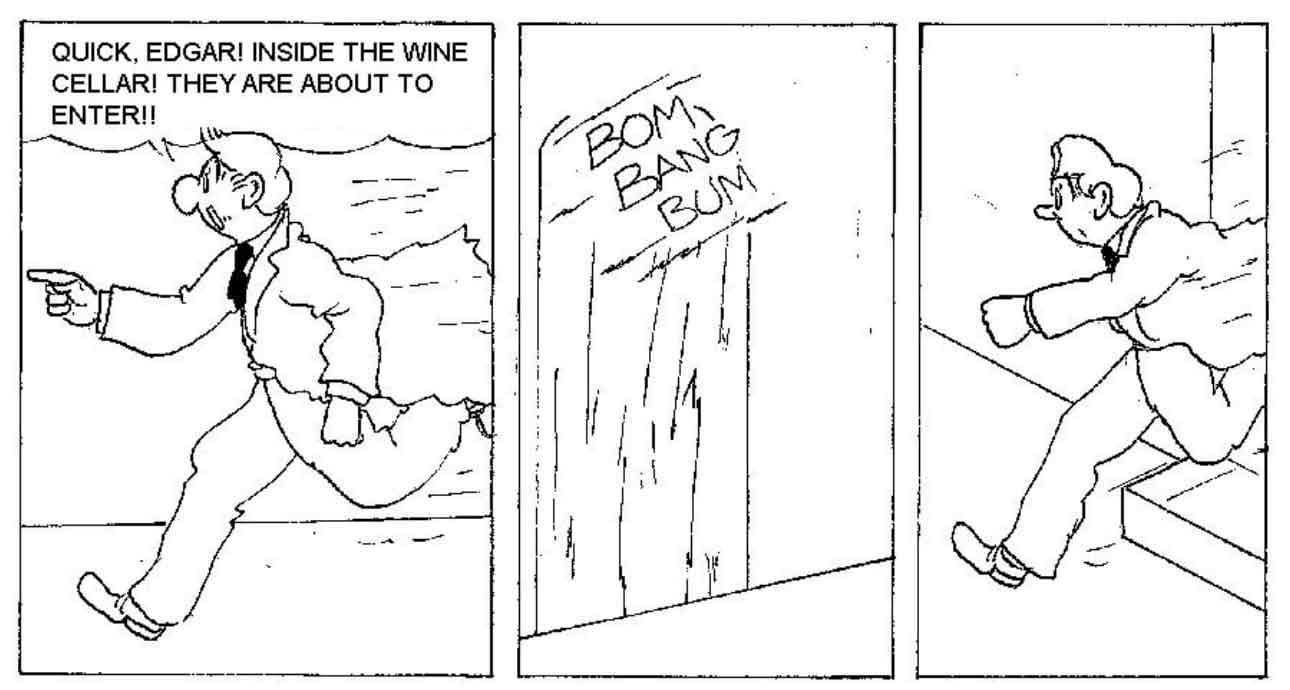 Wine looters 114